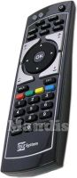 Original remote control TELESYSTEM 21080118