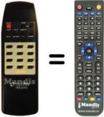 Replacement remote control TELEMAX TX 300